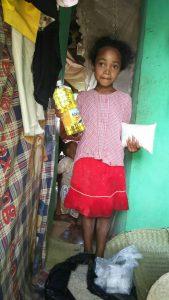 Die Covid19 Pandemie in Madagaskar verschärft Armut und Hunger