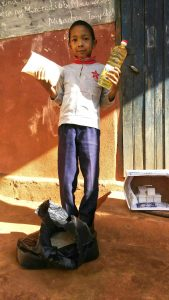 Hunger und Armut in Madagaskar wegen der COVID19 Pandemie