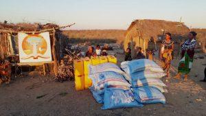 Hungerkatastrophe im Süden von Madagaskar - Der Deutsch Madagassische Schulverein hilft in Afrika